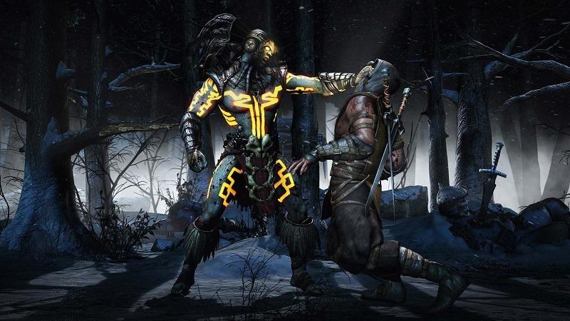 Mortal Kombat XL header
