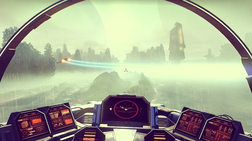 No Man's Sky first post launch patch 2