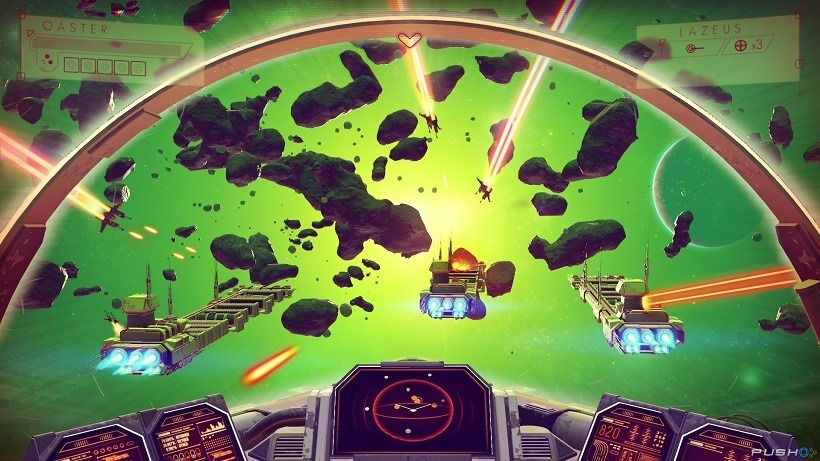 No Man's Sky's day-one patch is not ok