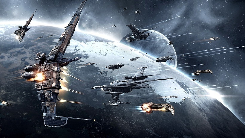 EVE Online going free to play
