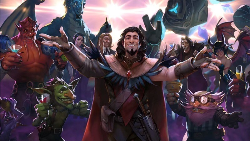 Hearthstone One Night in Karazhan adventure header