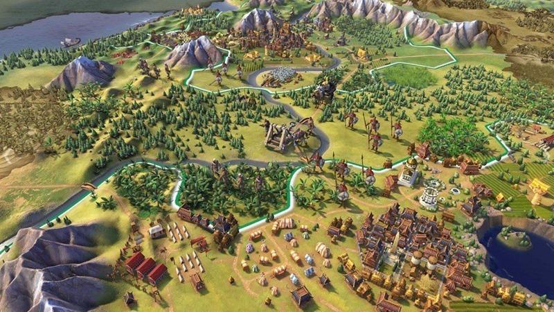 Civilization VI (3)