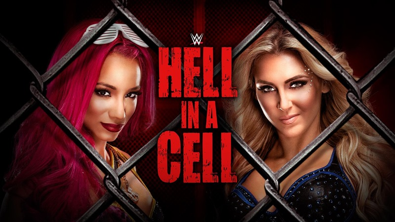 Hell In A Cell (2)