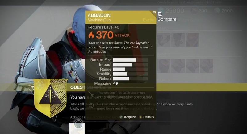 how to get year 2 exotics