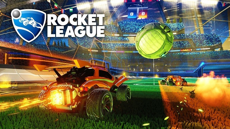 Rocket League header