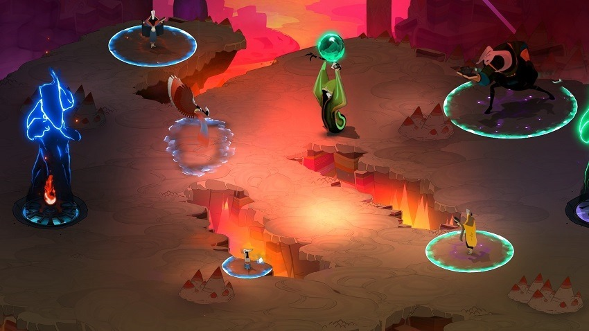 Pyre Release Date revealed 2