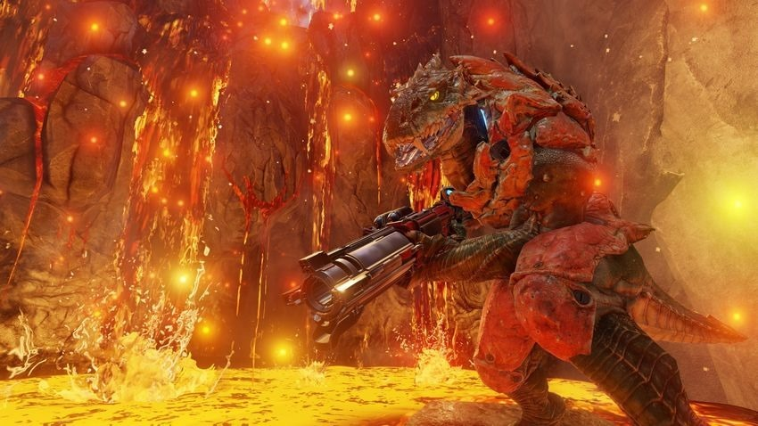 Quake Champions is entering open beta later this week