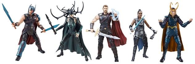 Marvel Legends Thor Hulk (2)