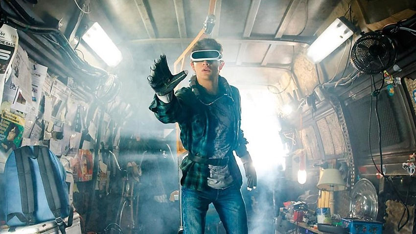 Over 50 Ready Player One Trailer Screenshots