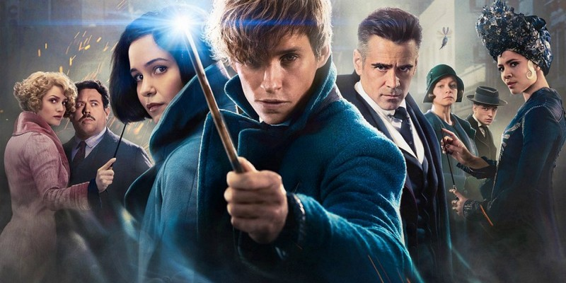 Fantastic Beasts 2 Title Announced!
