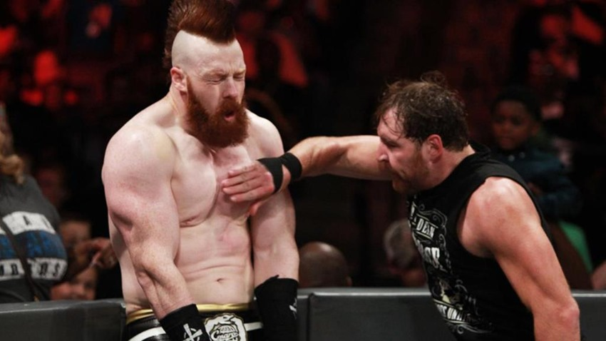 Major Match Reportedly Confirmed for WWE No Mercy *Spoiler