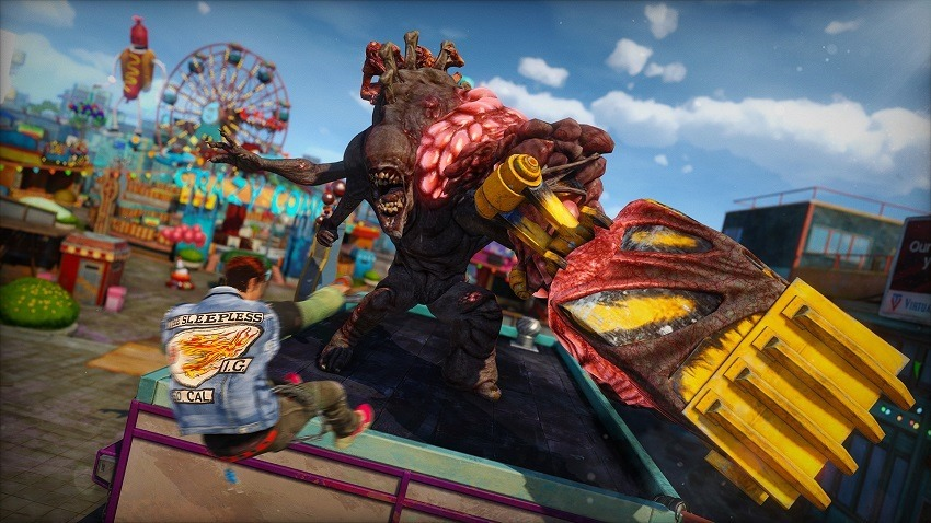 Insomniac wants to make a new Sunset Overdrive
