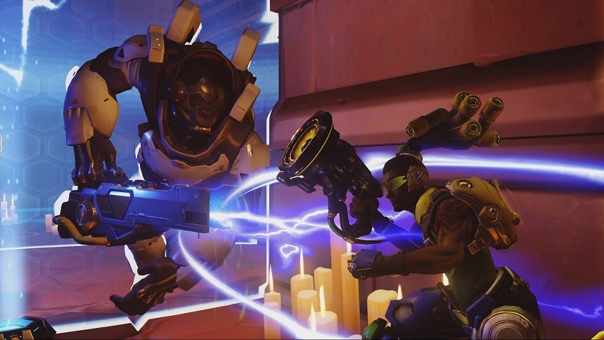 Overwatch and it's developers can't win against toxic players 2
