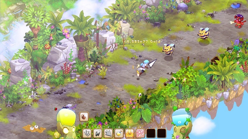 Clicker Heroes II changes from free-to-play to curb addicted players 2