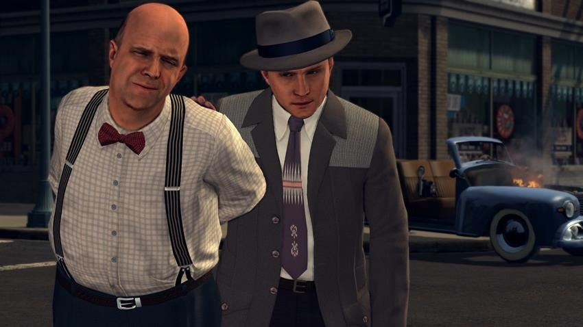 L.A. Noire Remaster Review 3