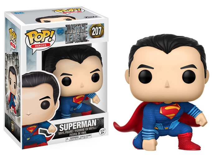 Funko Pop Vinyl - SUPERMAN