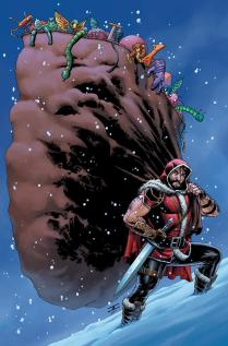 Klaus_Crisis_in_Xmasville_001_B_Variant_1
