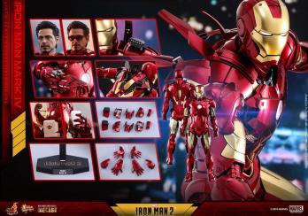 Hot Toys Iron Man Mark 4 (12)
