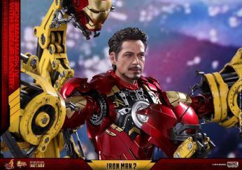 Hot Toys Iron Man Mark 4 (14)