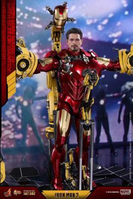 Hot Toys Iron Man Mark 4 (16)