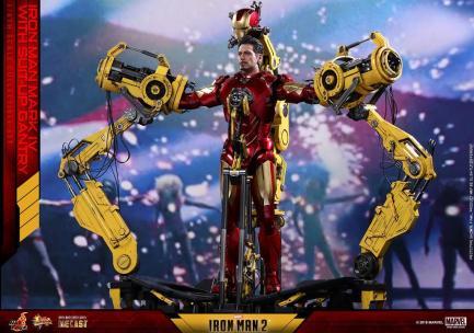 Hot Toys Iron Man Mark 4 (18)