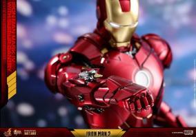 Hot Toys Iron Man Mark 4 (20)