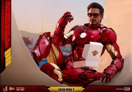 Hot Toys Iron Man Mark 4 (25)
