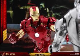 Hot Toys Iron Man Mark 4 (9)