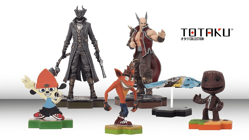 Sony reveals Totaku figurines 2