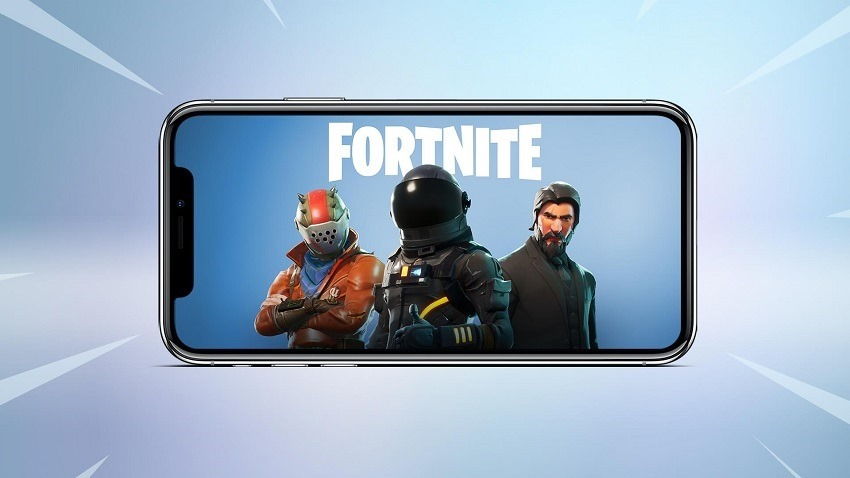 Fortnite invites going out on iOS now