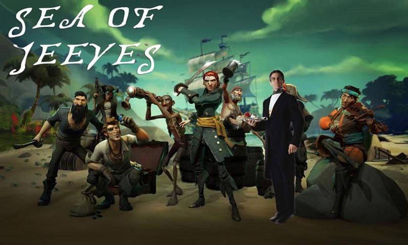 Sea of Thieves' Latest Scale Test Kicks off This Weekend