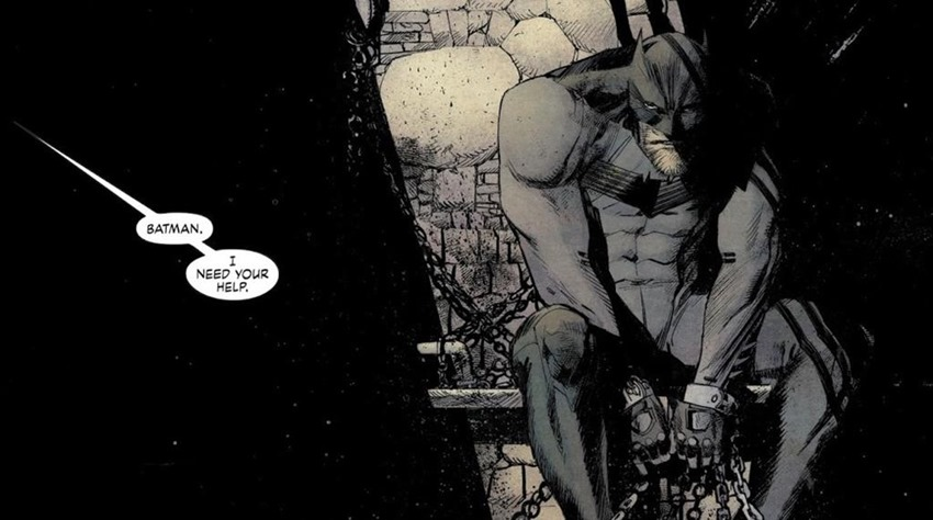 Batman White Knight (3)