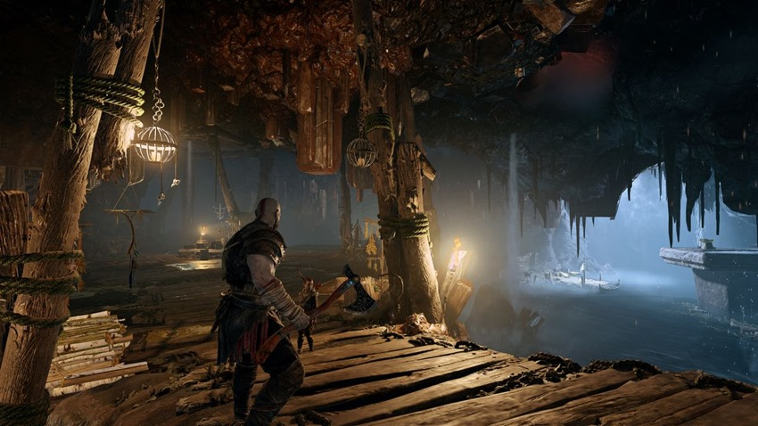 'God of War' quick review: All things bright and brutal