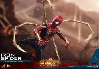 Hot Toys Iron Spider (25)