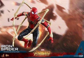 Hot Toys Iron Spider (5)