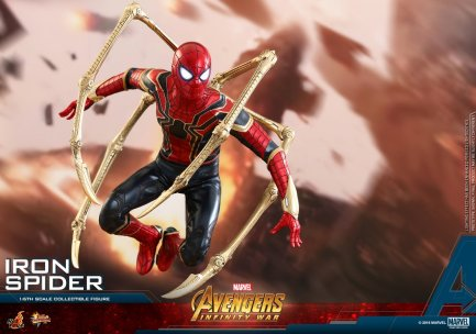 Hot Toys Iron Spider (5)