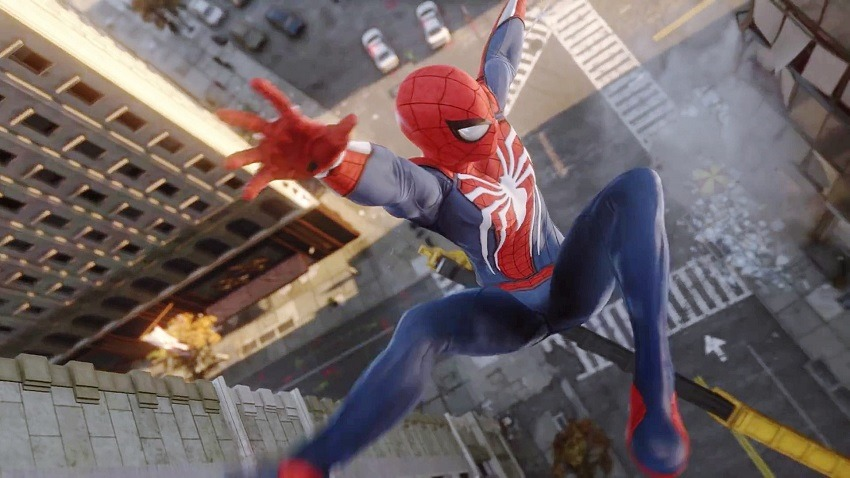 Insomniac Drops Two New Spider-Man Trailers