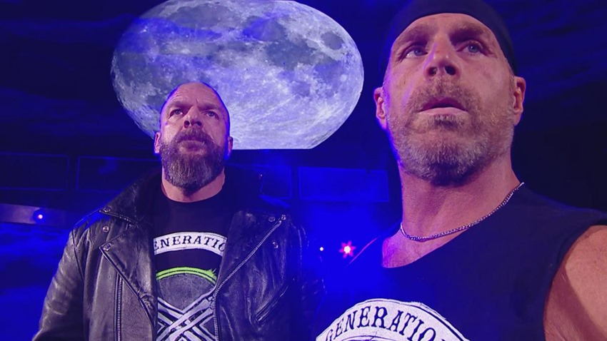Shawn Michaels Comments on Future Matches, Crown Jewel