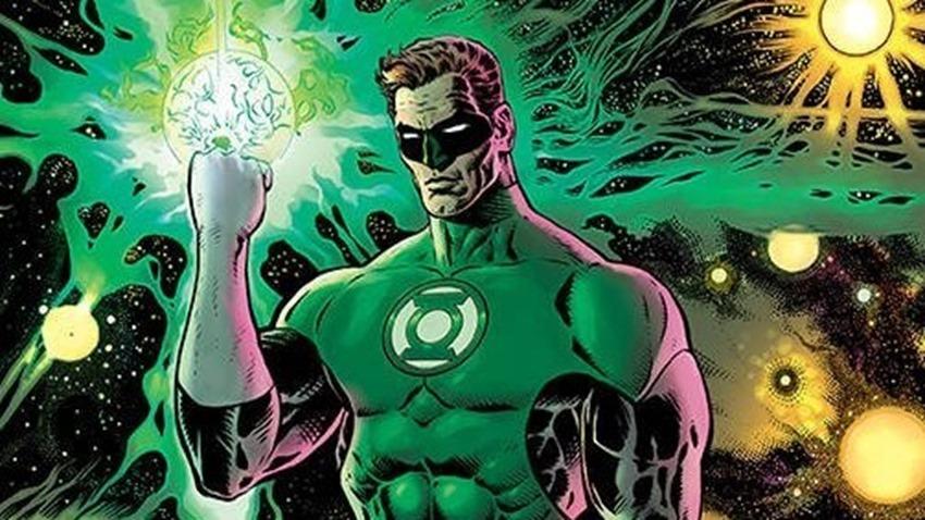 Green Lantern (4)