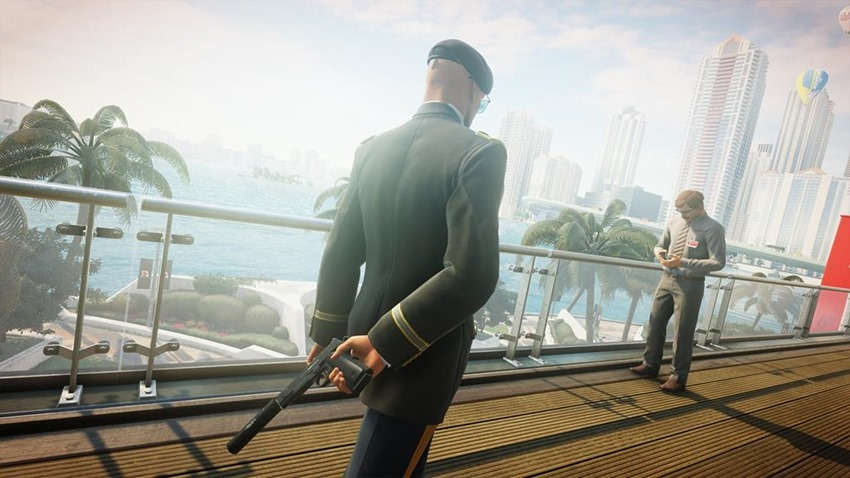 Hitman 2 - Official gameplay launch trailer and launch screenshots