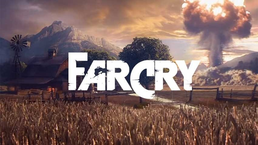 New Far Cry game teaser released, shows post-apocalyptic setting