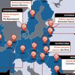 L'onda nera che appesta l'Europa