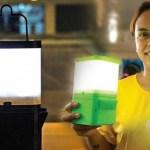 Ragazza filippina crea dispositivo che trasforma l'acqua salata in luce