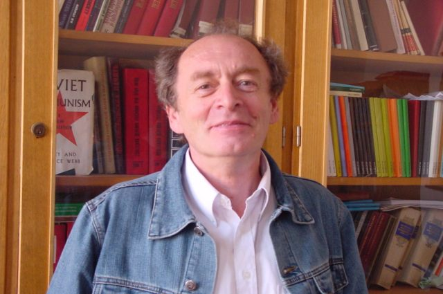 Tamas Krausz. Source: Waijiao blog.