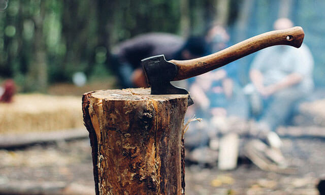 Best Hatchet For Splitting Kindling