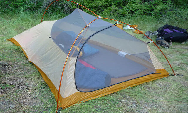 Ultra lightweight Tents For Backpacking