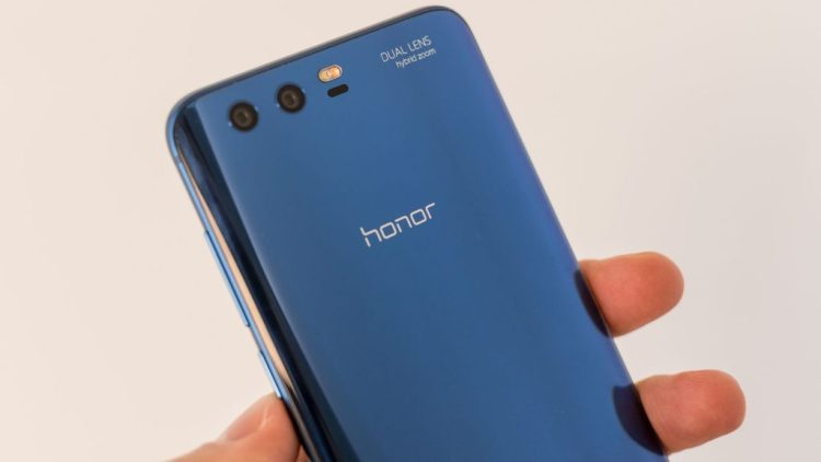 Honor 9 with Dual Lens camera