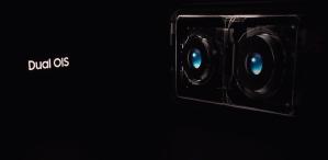 Dual camera stabilization