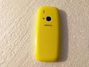 HMD Global's Nokia 3310 - back