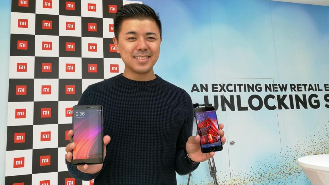 Xiaomi opens their 1st brand shop with launch of Mi 6 and Mi Max 2 smartphones in Dubai (UAE)